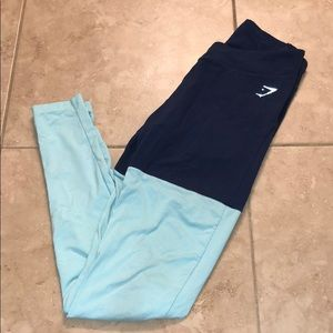 Gymshark Two toned Leggings